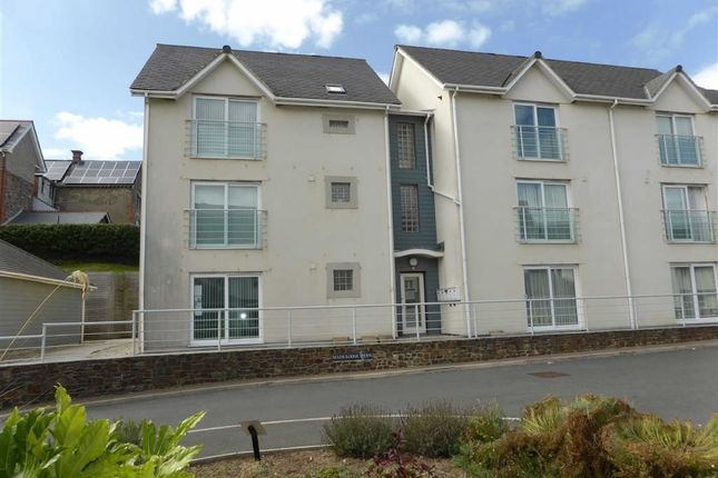 Thumbnail Flat for sale in Hawkers Court, Bude, Cornwall