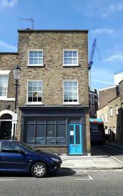 Office for sale in Ground Floor And Basement, 84 Bourne Street, London