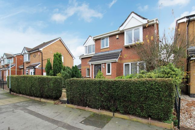 4 bed detached house for sale in Leek New Road, Sneyd Green, Stoke-On-Trent ST1