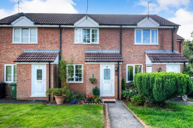 Thumbnail Terraced house for sale in Northfield Close, Church Hill North, Redditch