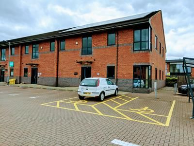 Thumbnail Office for sale in Unit 18 Charnwood Office Village, North Road, Loughborough, Leicestershire