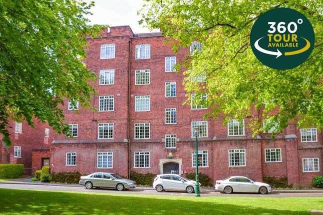 Thumbnail Flat for sale in Stoneygate Court, Stoneygate, Leicester