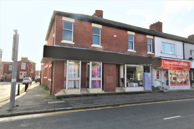 Thumbnail Commercial property to let in Blackpool Road, Preston