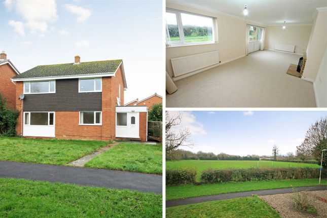 Thumbnail Detached house for sale in Swift Road, Abbeydale, Gloucester