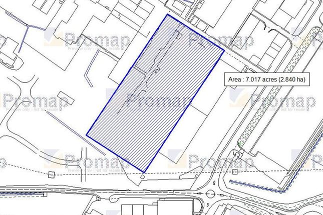 Thumbnail Land to let in Southgate, White Lund Industrial Estate, Morecambe, Lancashire