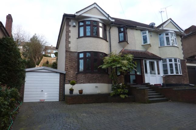 Thumbnail Bungalow to rent in New Road, Abbeywood, 0 Pn