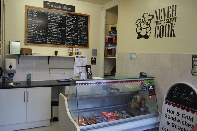 Restaurant/cafe for sale in Cafe & Sandwich Bars LS24, North Yorkshire