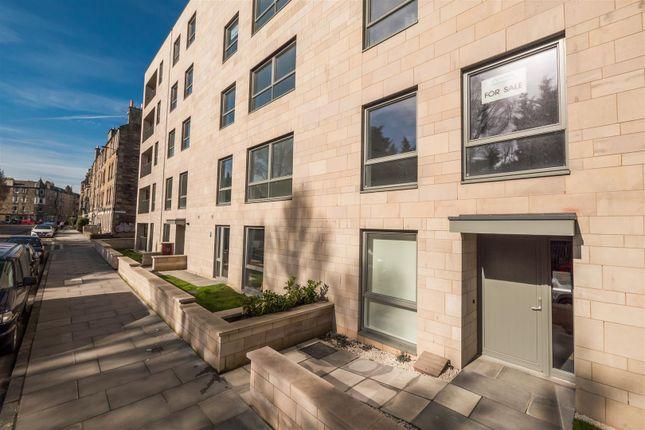 Thumbnail Flat for sale in Plot 38, Marionville Road, Edinburgh