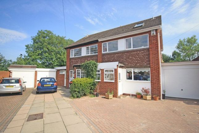 3 bed semi-detached house for sale in Hargrave Close, Water Orton, Birmingham