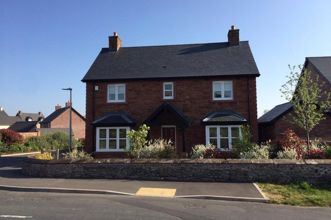 Thumbnail Detached house for sale in 2 Bishops Way, Dalston, Carlisle, Cumbria