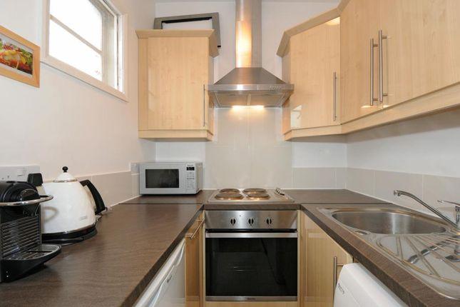 Modern Kitchen of Broadwalk Court, Palace Gardens Terrace W8,
