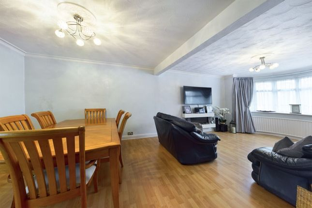 Thumbnail Semi-detached house for sale in Melville Road, Romford