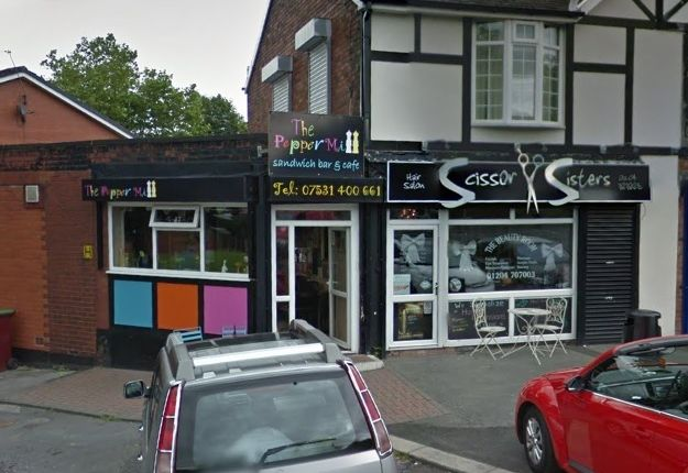 Restaurant/cafe for sale in Campbell Street, Farnworth