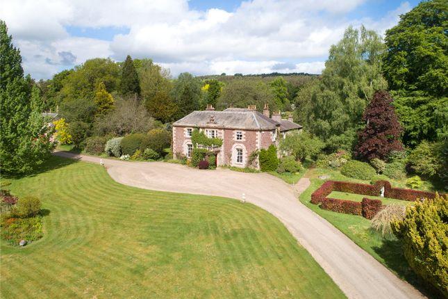 Thumbnail Detached house for sale in Biggar Park House (Lot 1), Biggar, Lanarkshire