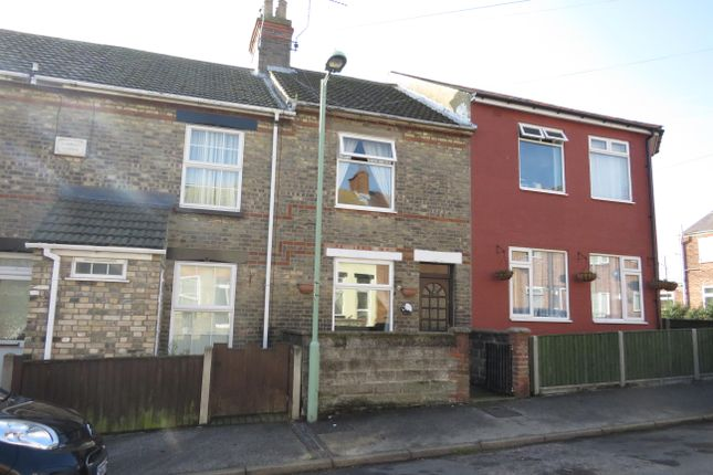 Thumbnail Property to rent in Norfolk Street, Lowestoft