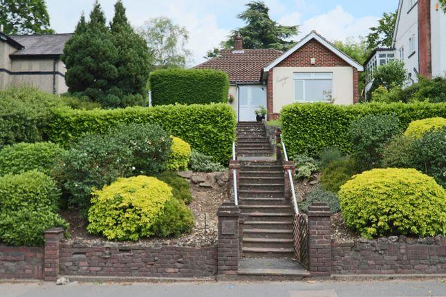Thumbnail Detached bungalow for sale in Godstone Road, Kenley