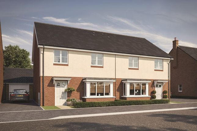 """Thumbnail Property for sale in """"The Chalgrove"""" at Lower Road, Aylesbury"""