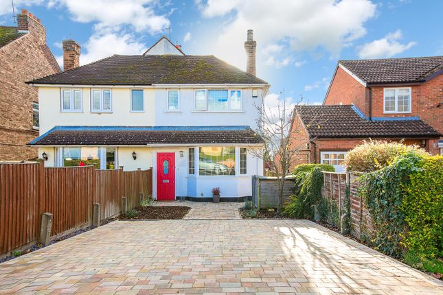 2 bed semi-detached house for sale in Newton Road, Geddington
