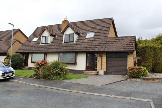 Thumbnail Semi-detached house to rent in Grangewood Crescent, Dundonald, Belfast