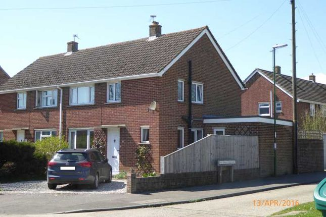 Thumbnail Semi-detached house to rent in Oliver Whitby Road, Chichester