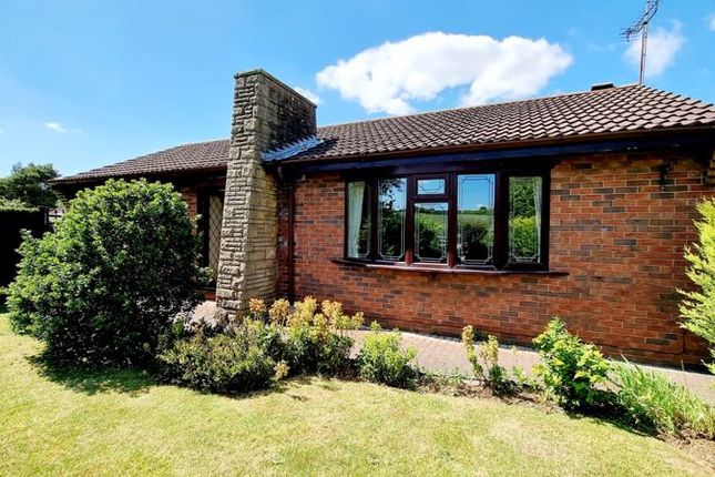 Thumbnail Detached bungalow for sale in Redwood Court, Bottesford, Scunthorpe