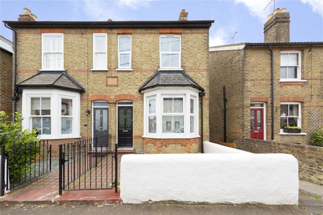 Thumbnail Semi-detached house for sale in South Primrose Hill, Chelmsford, Essex