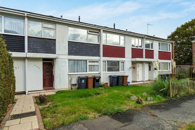 Thumbnail Terraced house for sale in Monks Walk, Buntingford, Hertfordshire