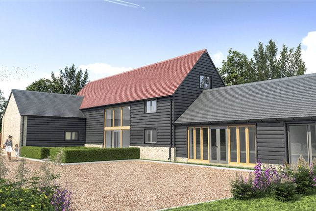 Thumbnail Barn conversion for sale in Station Road, Tempsford, Sandy, Bedfordshire