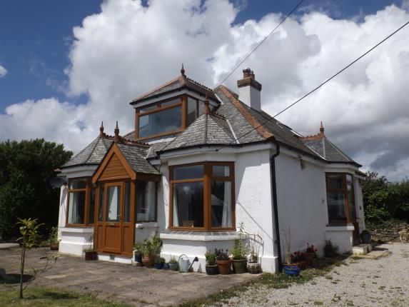 Thumbnail Property for sale in Germoe, Penzance, Cornwall