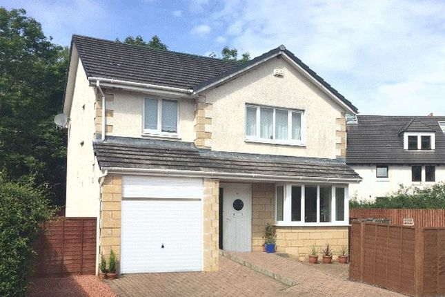 Thumbnail Detached house for sale in Cubrieshaw Street, West Kilbride