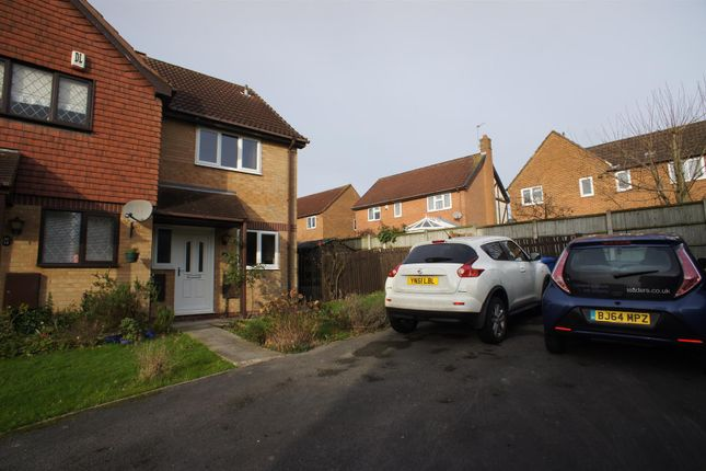 Thumbnail Semi-detached house to rent in Northacre Road, Oakwood, Derby