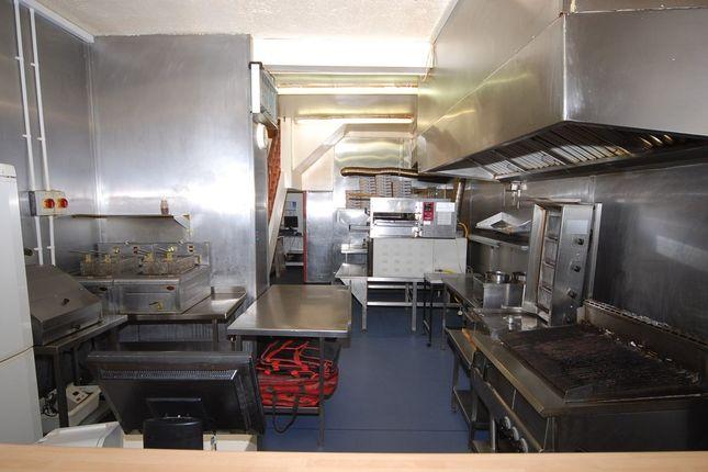 Thumbnail Restaurant/cafe for sale in Trafalgar Court, Nelson Street, Dalton-In-Furness