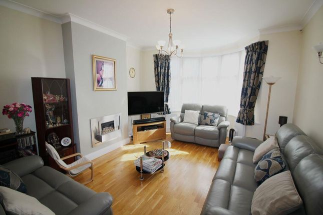 Thumbnail End terrace house for sale in Latymer Road, London