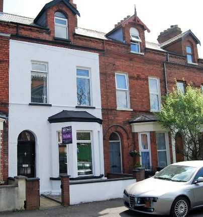 Thumbnail Terraced house for sale in Glanworth Drive, Belfast