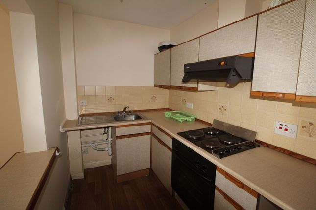 Kitchen of Church Hill Flats, Griminish, Isle Of Benbecula HS7