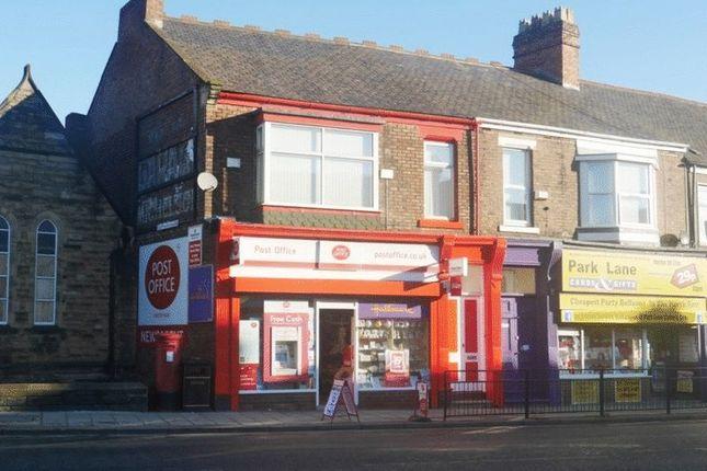 Thumbnail Retail premises for sale in Chester Road, Sunderland