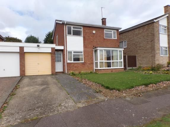 Thumbnail Detached house for sale in Neville Cresent, Bromham, Bedford, Bedfordshire