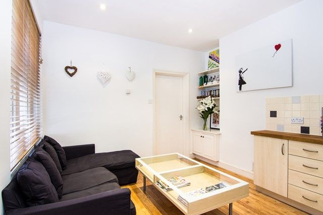 Thumbnail Flat to rent in Connaught Mews, Vera Road, London