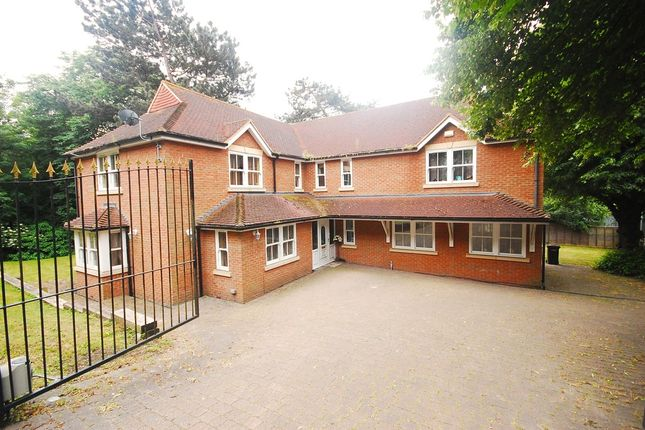 Thumbnail Detached house for sale in Arbour Lane, Old Springfield, Chelmsford