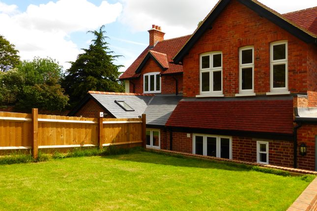 Thumbnail Property for sale in Longparish Road, Hurstbourne Priors, Whitchurch