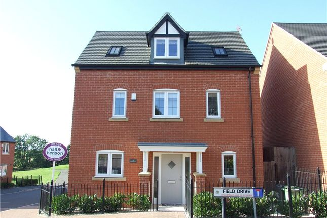 Thumbnail Detached house for sale in Field Drive, Smalley, Ilkeston