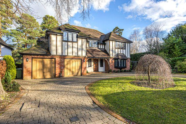 5 bed detached house for sale in Longdon Wood, Keston BR2