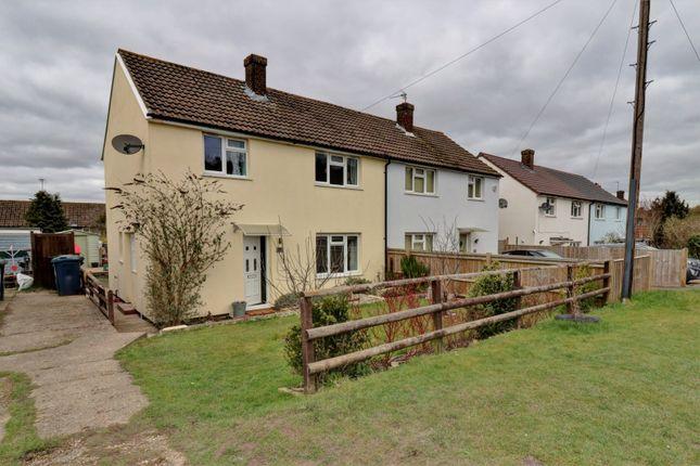 Semi-detached house for sale in Eastfield Road, Princes Risborough, Buckinghamshire