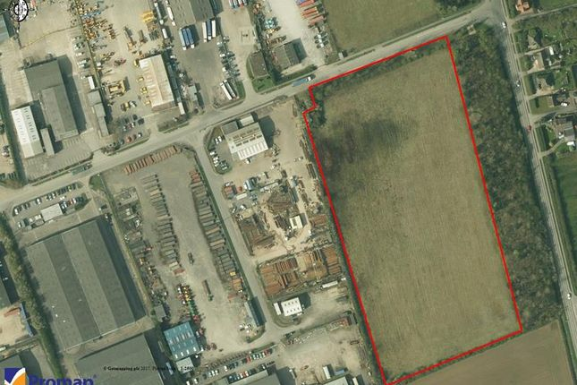 Thumbnail Land for sale in Land To The South Of, Lancaster Approach, North Killingholme, Immingham, North Lincolnshire