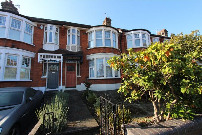 Thumbnail Terraced house to rent in Bourne Hill, Palmers Green, London
