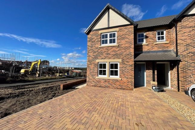 3 bed semi-detached house to rent in Brockwell Place, Ryton NE40