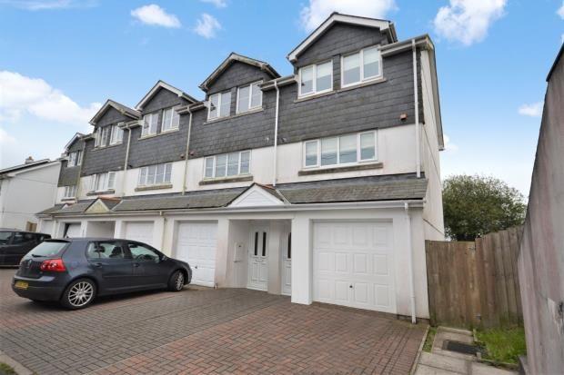 Thumbnail End terrace house for sale in Turnpike, St. Anns Chapel, Gunnislake, Cornwall