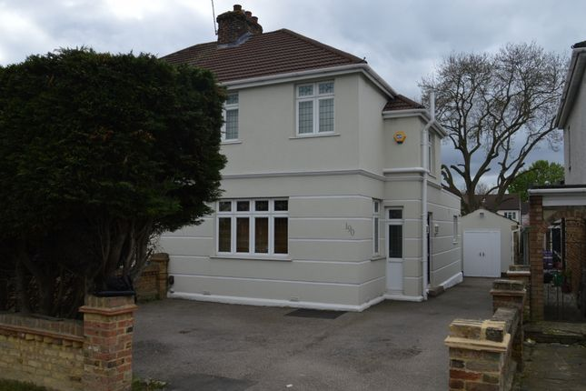 Thumbnail Semi-detached house for sale in Southend Arterial Road, Romford