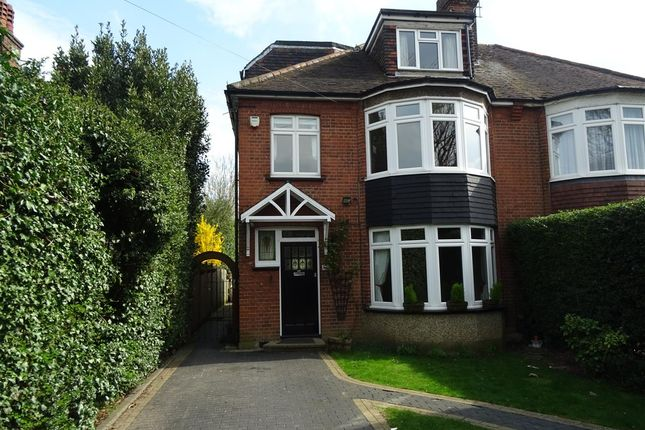 Thumbnail Semi-detached house to rent in Drapers Road, Enfield, Enfield