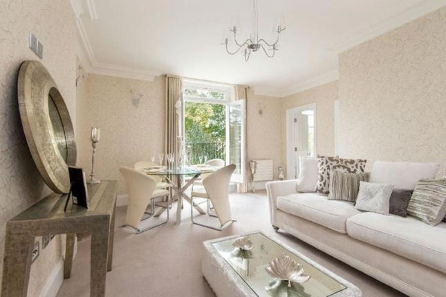 2 bed flat to rent in King Henrys Road, Primrose Hill NW3